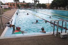 Fundadeporte tiene a punto rehabilitación de piscina semi-olímpica en La Isabelica