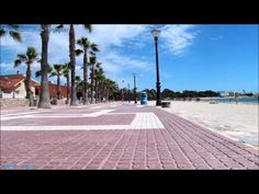 Fantastic beaches in Los Alcazares
