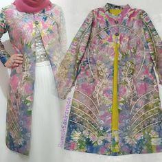 Batik Dress, Kimono Top, Modern, Tops, Dresses, Fashion, Vestidos, Moda, Trendy Tree