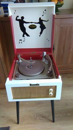 1958 Dansette major
