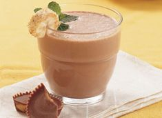 Chocolate-Peanut Butter-Banana Smoothies (Cooking for 2) Recipe