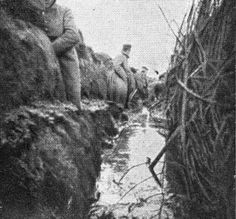 First Trenches on the Somme 1914 First Battle Of Ypres, Wwi, World War, Trench, Mount Rushmore, Barber, David, Travel, Outdoor