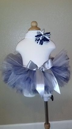 NFL Themed Traditional Extra Fluffy TuTus by SmallFrySportsFans, starts @ $15.00 Themed like the Dallas Cowboys