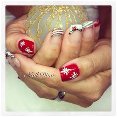 Luxio holiday nails