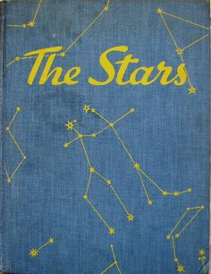 """The Stars"" by H.A. Rey - LOVE that ""Curious George"" font he and Margaret always used in their books!  :D"