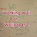 Good blog about using a numeracy working wall