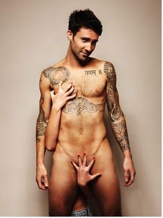 adam levine...He is so gorgeous.