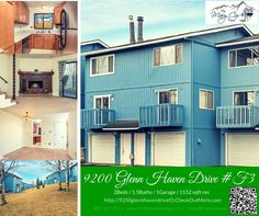 This townhouse style condo will be a pleasure to show, lots of space, and light!  Property Address: 9200 Glenn Haven Drive F3 Anchorage, AK 99502 http://www.homesinalaska.com/listing/cms/mls-16-11954-9200-glenn-haven-drive-f3-anchorage-alaska-99502/  Offered by The Mary Cox Team with RE/MAX Dynamic Properties For more awesome properties in the Anchorage area, please like our page or visit our website: www.HomesinAlaska.com #HomesinAlaska #homesforsale