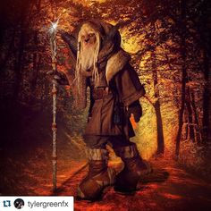 #Repost @tylergreenfx -  Fall is almost upon us... Keep your eyes open for The Traveling Oracle he could be spotted in a forest near you!!! The staff and horns are created with @Smoothon Free Form Air. The hooves and claws are made with FlexFoam-iT 17. #projecttravelingoracle #spfxmakeup #creature #cosplay #costume #kryolan #smoothon #paasheairbrush #imatsnyc #wonderbandsystems #tylergreen #tylergreenfx