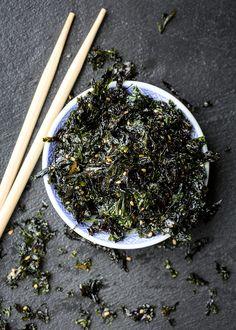 5 razones para comer Seaweed