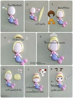23 Ideas cake art tutorial polymer clay for 2019 – Air Dry Clay Polymer Clay Christmas, Cute Polymer Clay, Cute Clay, Polymer Clay Dolls, Polymer Clay Charms, Polymer Clay Projects, Polymer Clay Creations, Clay Crafts, Polymer Clay Jewelry