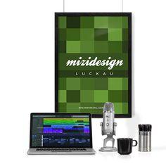 Mizidesign Audio Title