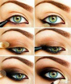 Smoke Eye Makeup Tutorial