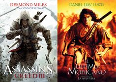 Parecido Razonable: Assassin's Creed III - El Último Mohicano
