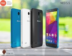 Wholesale BLU Neo 5.5 4G Cell Phones