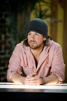 Christian Kane in Leverage, The Real Fake Car Job