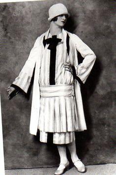 anos 20 roupa
