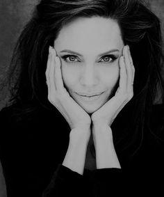 """Angelina Jolie photographed for Guerlain - 2017 """