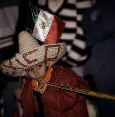 niño mexicano / mexican boy by José Manuel Cajigal on 500px