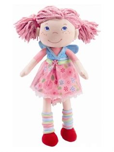 HABA Soft Doll (12.75 inch) - Elfine