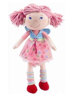 HABA Soft Doll (12.75 inch) - Elfine