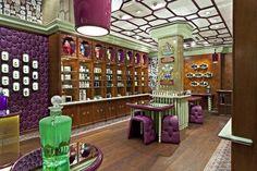 Perfume Retail.