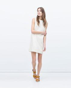 Image 1 of JERSEY DRESS from Zara
