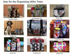 The Organizing Utility Tote