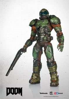 ThreeA - Doom - The Doom Marine
