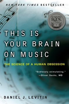 An extremely interesting book combining music and science. Find out why you like/don't like Katy Perry!