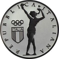 10 Euro Silber Olympisches Komitee PP