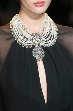 Badgley Mischka at New York Fashion Week Fall 2011