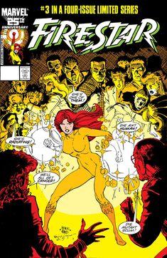"Firestar #3 ""This Lady Kills!"" (May, 1986)"