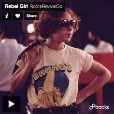 Rebel Girl playlist by Kristen of P.F. Candle Co. in the August issue of the Roots Revival Co. Zine. Featuring music by The Breeders, Buzz Kill, Letters to Cleo, X-Ray Spex and more. Listen on the RRC website.