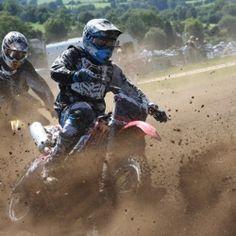 MWR - Motocross - Dirt-bike track near Alligator Lake