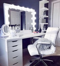 Thursday eye candy @pinterest. . #makeupstorage #beautyroom #vanity #vanitystorage #acrylicmakeupstorage #beautyroomstorage #vanitytable #beautyroominspo #vanities #vanitytable #makeupmirror #makeuporganizer #cosmetics #cosmeticstorage #beauty #lipgloss #lipstickstorage #palette #alexdrawers #makeupstorageau #makeuporganiser #beautystorage #beautyroom #lipstickholder #lipstickstorage #lipglossholder