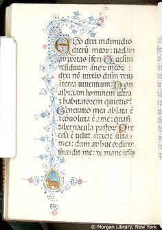 Book of Hours, MS M.80 fol. 151v - Images from Medieval and Renaissance Manuscripts - The Morgan Library & Museum