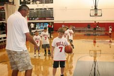 Join us this summer for one of our basketball camps featuring Toni Kukoc! Learn new skills from the best and have a blast while doing it.