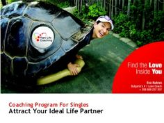 'Attract Your Ideal Life Partner' Coaching Program For Singles