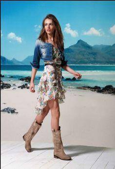 rinascimento-abbigliamento-donna-primavera-estate-2013-abito-floreale