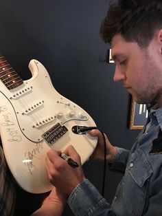 I want that guitar