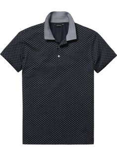 Polo en jersey |Polos|Habillement Homme Scotch & Soda