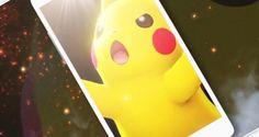 Cómo atrapar un Pikachu en Pokémon Go