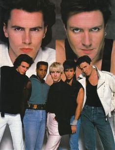 Duran Duran. The LIberty Duran!