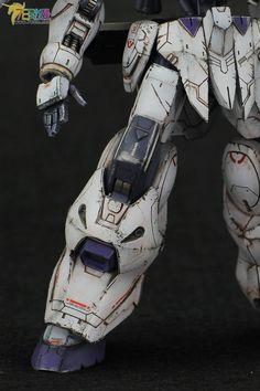 GUNDAM GUY: HG 1/144 Gundam Kimaris - Painted Build
