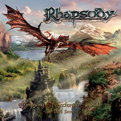 Rhapsody of Fire Symphony of Enchanted Lands II: The Dark Secret album cover