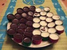 Suklaa-rusinapallot lahjaksi Kotikokki.netin nimimerkki Haisulin ohjeella