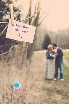 Second baby announcement Second Baby Announcements, Baby 2 Announcement, Pregnancy Announcements, Maternity Pictures, Pregnancy Photos, Baby Photos, Baby Number 2, Baby Kicking, After Baby