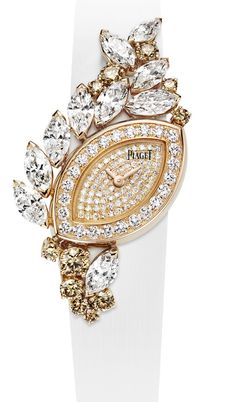 c459baf7d Modelo feminino Piaget carrega consigo mais de 150 diamantes | WatchTime  Brasil - Tudo sobre relógios