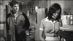 BROTHERTEDD.COM Timothy Bottoms, Eileen Brennan, The Last Picture Show, Romance Movies, Nostalgia, Cinema, Celebs, Black And White, Fictional Characters